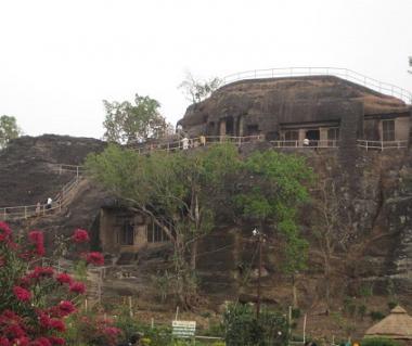 Pandav Caves Tours