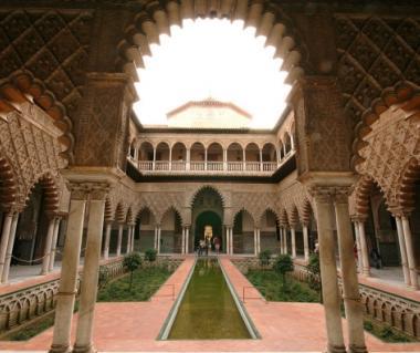 Alcazar Of Seville Tours