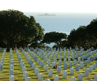 Fort Rosecrans National Cemetery Tours