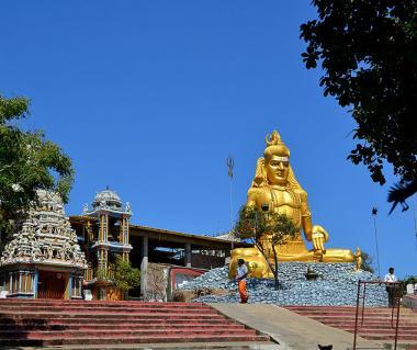 Koneswaram Temple Tours