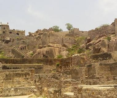 Golconda Fort Tours