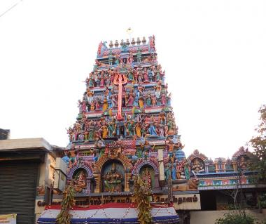 Kalikambal Temple Tours
