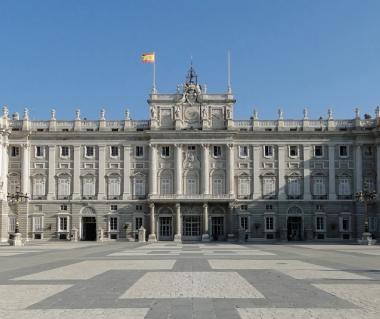 Royal Palace Of Madrid Tours