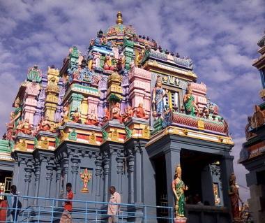Ashtalakshmi Temple Tours