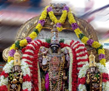 Sri Parthasarathy Swamy Temple Tours