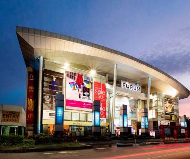 The Forum Vijaya Mall Tours