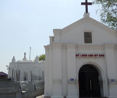 St. Thomas Mount National Shrine Tours