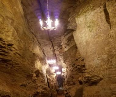 Laurel Caverns Conservancy Tours