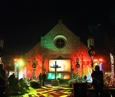 Mountain Christian Church Tours