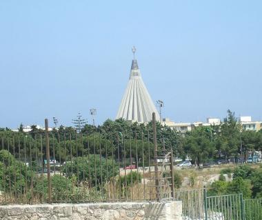 Santuario Madonna Delle Lacrime  Tours