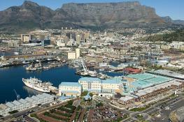 image of cape town