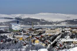 Kirkenes, Finnmark, Norway