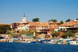 Nessebar, Burgas, Bulgaria