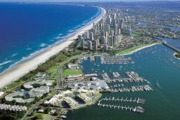 Main Beach, Queensland, Australia