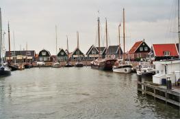 Marken, North Holland, Netherlands