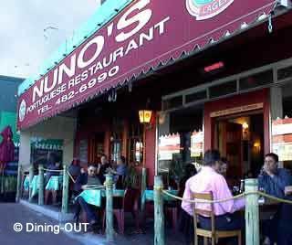 Nunos Portuguese Restaurant Image