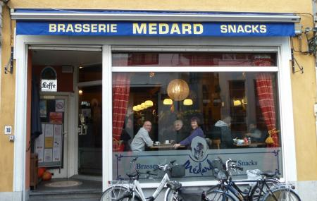 Brasserie Medard Image