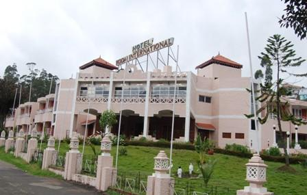 Hotel Kodai International Image