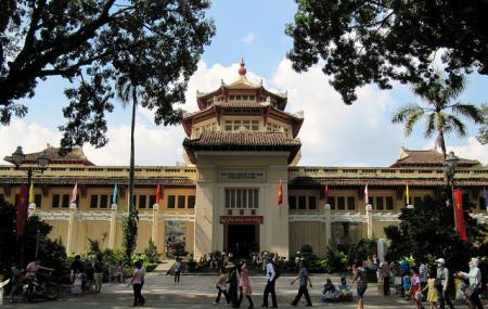 Museum Of Vietnamese History Image