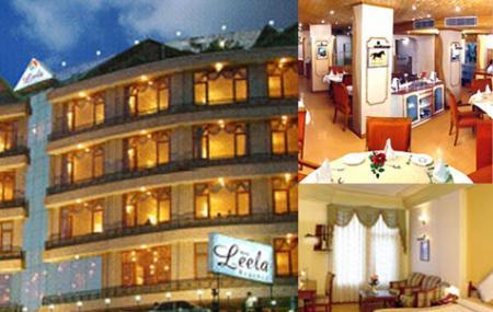 Hotel Leela Regency Image