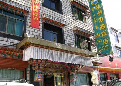Kyichu, Lhasa