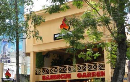 Barbecue Garden Image