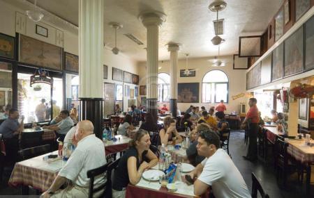 Leopold's Cafe Image