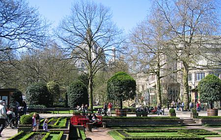 Antwerp Zoo, Antwerp