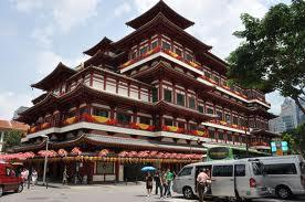 Buddha Tooth Relic Temple Image