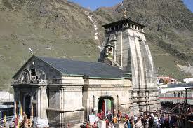 Kedarnath Temple Image