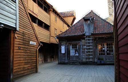 Old Bergen Image