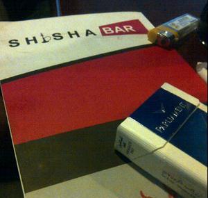 Shisha Cafes Image