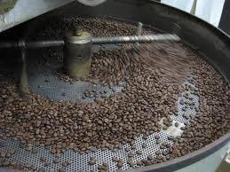Coffee-roasting Factory Image