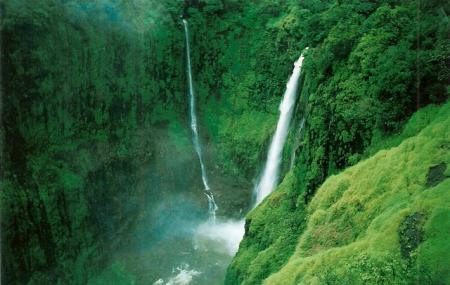 Thoseghar Waterfall, Satara