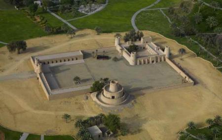Al Jahili Fort Image