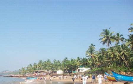 Anjuna Beach Image