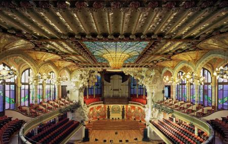 Palau De La Musica Catalana Image