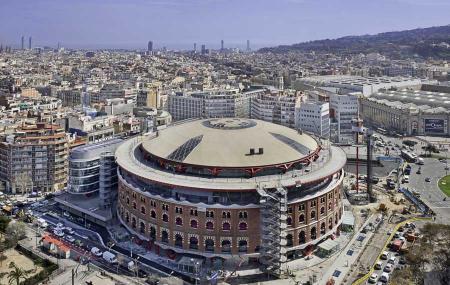 Arenas De Barcelona Image