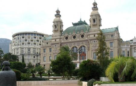 Opera De Monte Carlo Image
