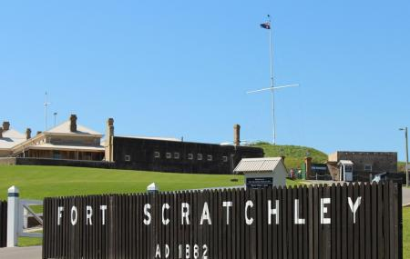 Fort Scratchley Historic Site Image