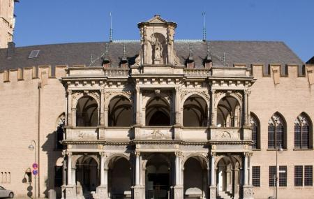 Altes Rathaus, Cologne