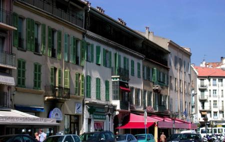 Le Suquet, Cannes
