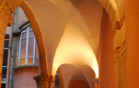 Traboules Du Vieux Lyon Image