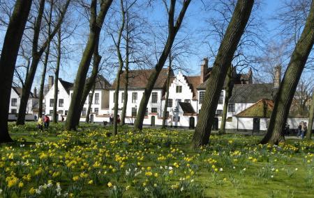 Begijnhof Or Beguinage, Bruges
