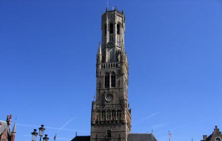 Belfry And Market Hall Or Belfort And Market Hallen Image