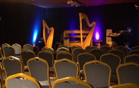 Luc Vanlaere Harp Concert Image