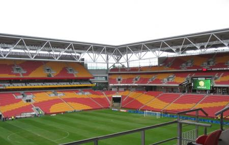 Sun Corp Stadium, Brisbane