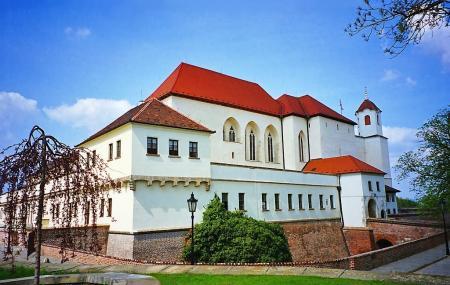 Spilberk Castle, Brno