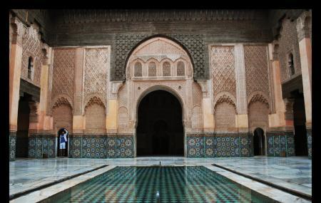 Ali Ben Youssef Medersa, Marrakesh