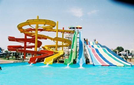 Aqua Blue Water Park, Sharm El-sheikh